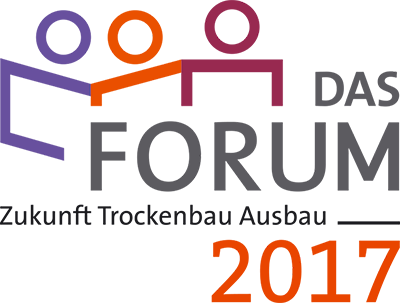 Das Forum 2017 – Zukunft Trockenbau Ausbau