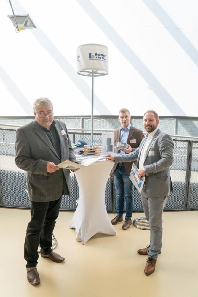 Dtl., Berlin, Kino Kosmos, Zukunft Trockenbau und Ausbau, BIG, 28.9.2017