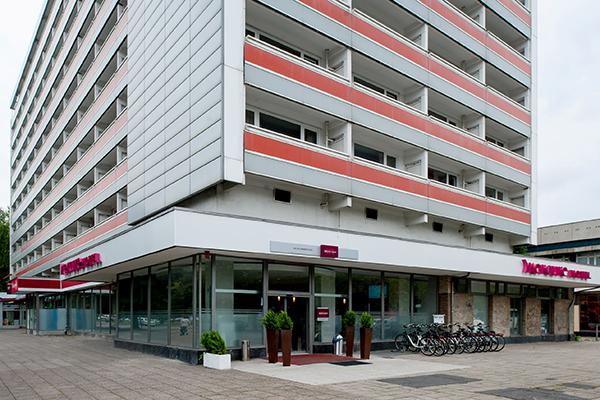 Mercure Berlin Alexanderplatz Hotel