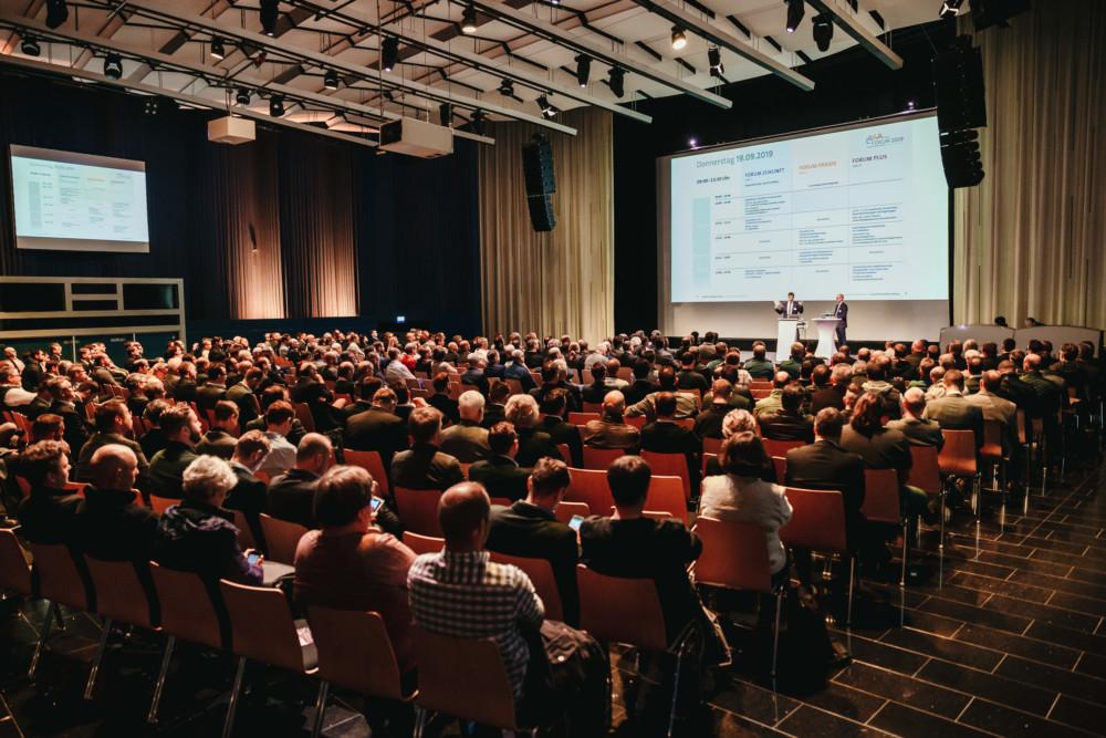 Das Forum 2019 - Publikum