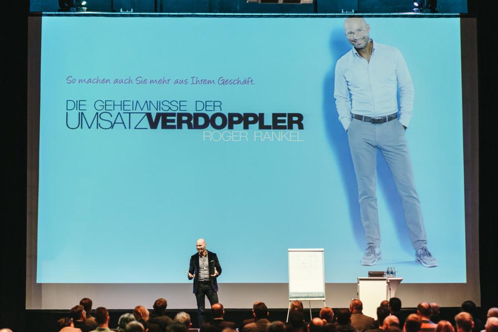 Das Forum 2019 - Roger Rankel – Der Umsatzverdoppler